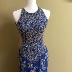 SCALA prom/formal dress  - Royal Blue